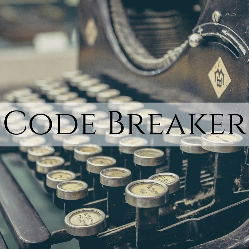 Waco Escape Rooms - Code Breaker